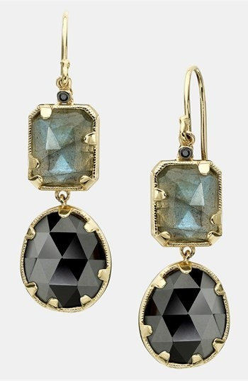 Whitney Stern Drop Earrings