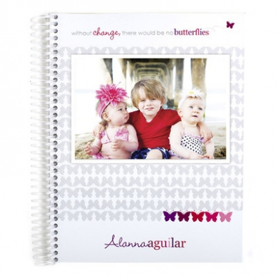 Photo Butterflies Monthly Notebook Notebooks Raisin