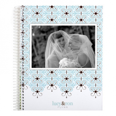 Photo Candy Lace Monthly Notebook Notebooks Sky