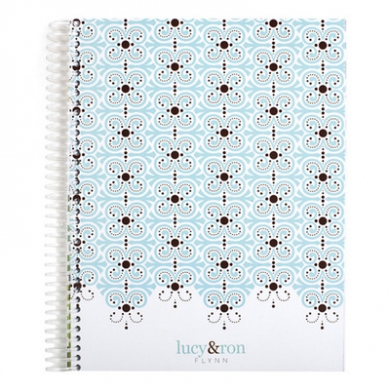 Candy Lace Monthly Notebook Notebooks Sky
