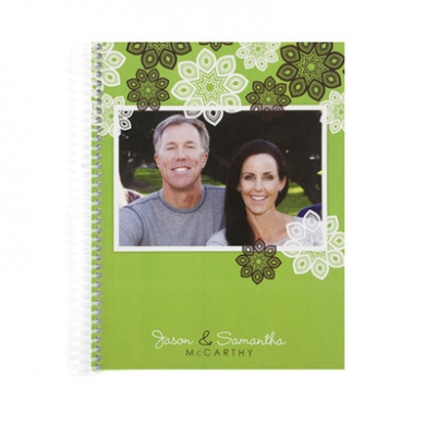 Zen Gems Monthly Notebook Notebooks Lime