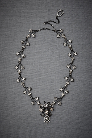 Berry Vine Necklace