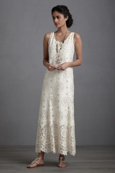 Garlands-Of-Lace Dress