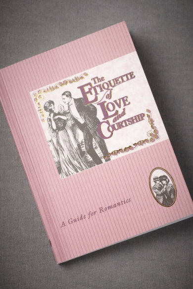 The Etiquette of Love and Courtship: A Guide for Romantics