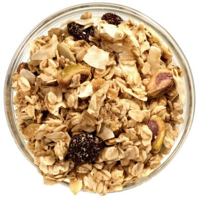 Salty Sweet Granola