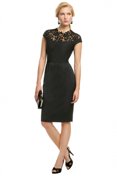 Bennett Lace Sheath