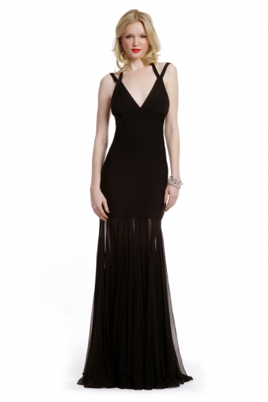 Black Abyss Gown