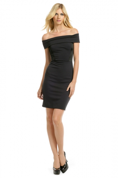 Black Eclipse Dress