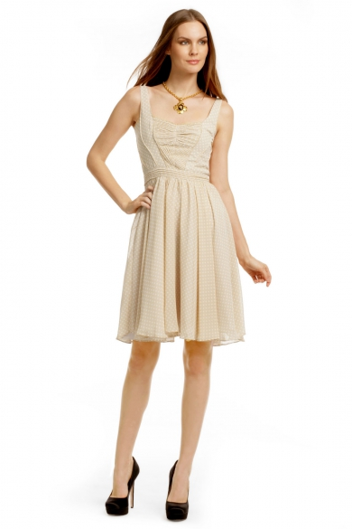 Countryside Chiffon Dress