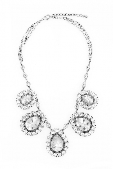 Crystal Envy Necklace