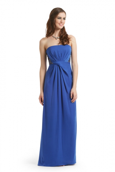 Deep Blue Sea Gown