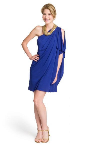 Draped Dream Dress