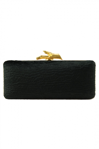 Forest Tonda Pony Clutch