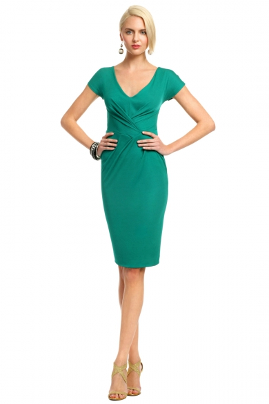 Green Rimini Dress