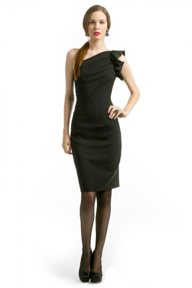 High Society Sheath Dress
