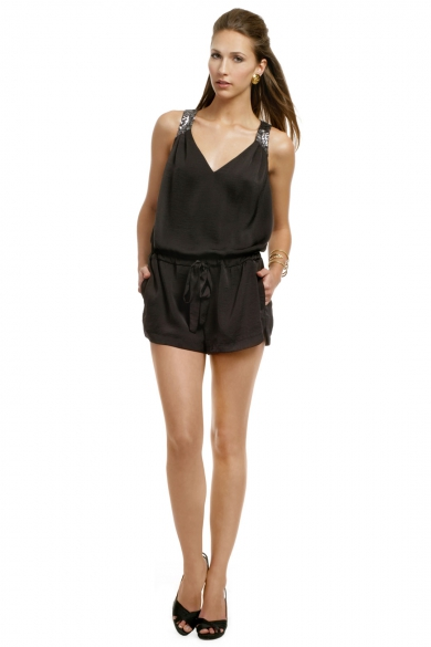 Hypnotized by You Romper