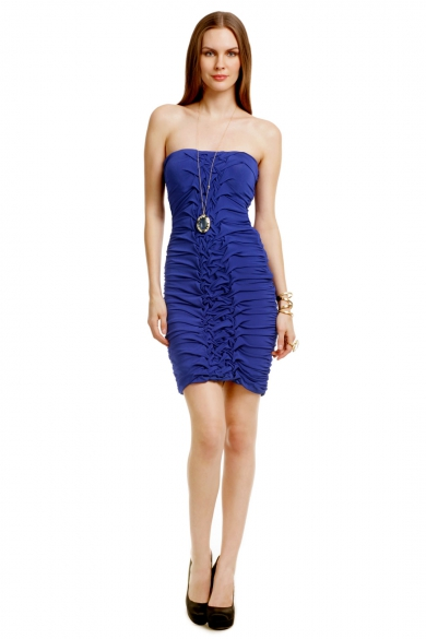 Interlocking Jersey Dress