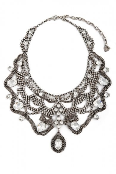 Ismene Bib Necklace