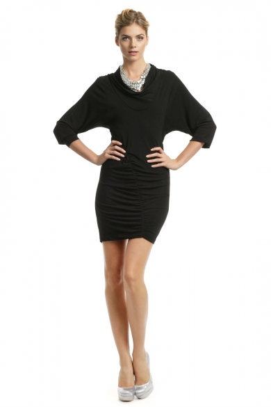 Jetsetter Dolman Dress