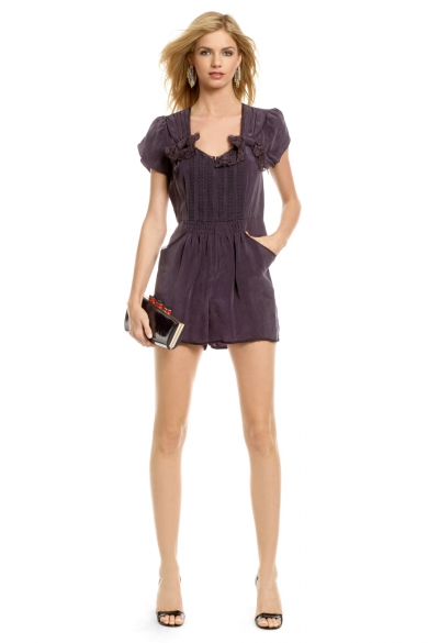Lexington Sweetheart Romper