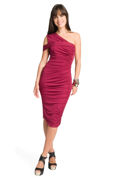 Lipstained Stretch Dress