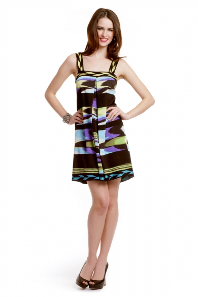 Milan Mod Dress