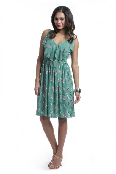 Mint Julip Dress