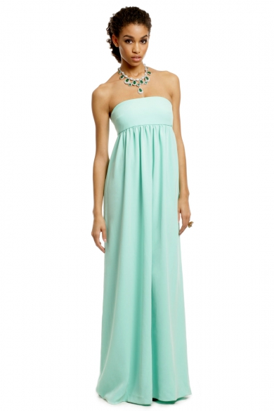 Mint Kisses Gown