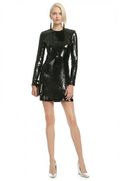 Pauletta Sequin Dress