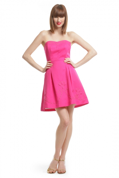 Pink Bernadette Dress
