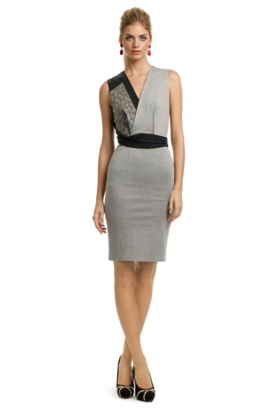 Power Ponte Dress