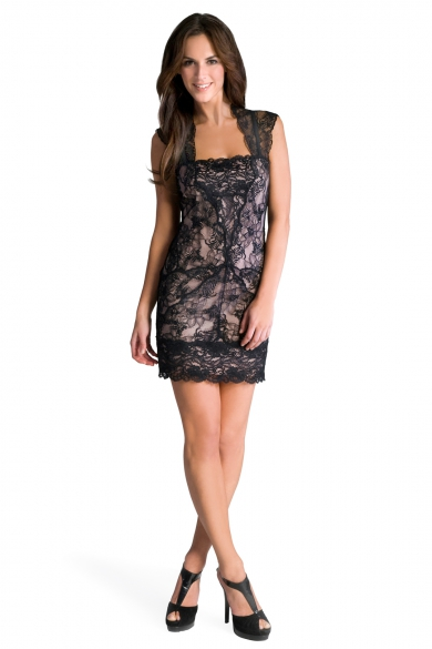 Pretty Woman Lace Dress