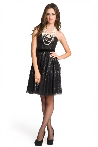 Sequin Surprise Dress