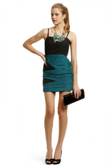 Tealtini Dress