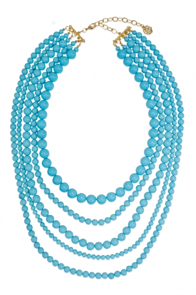 Turq Isle Necklace