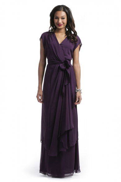 Vines of Italy Gown