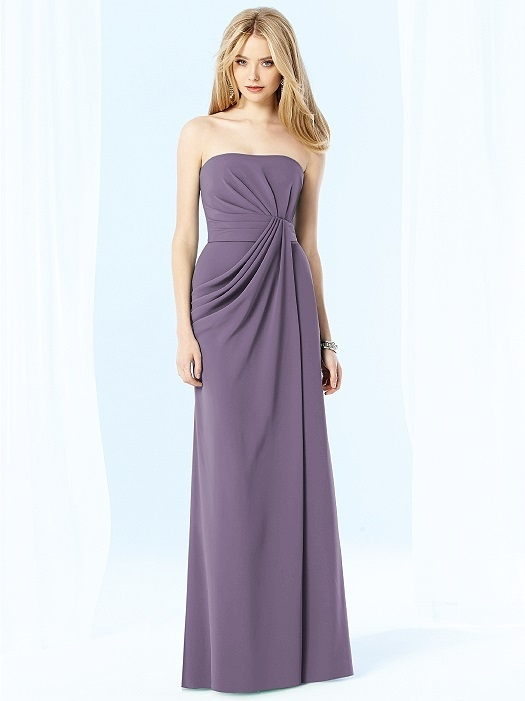 After Six Bridesmaids Style 6700 in lavender