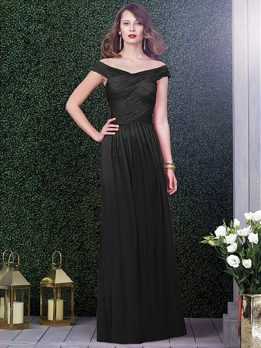 Dessy Collection Style 2919 in black