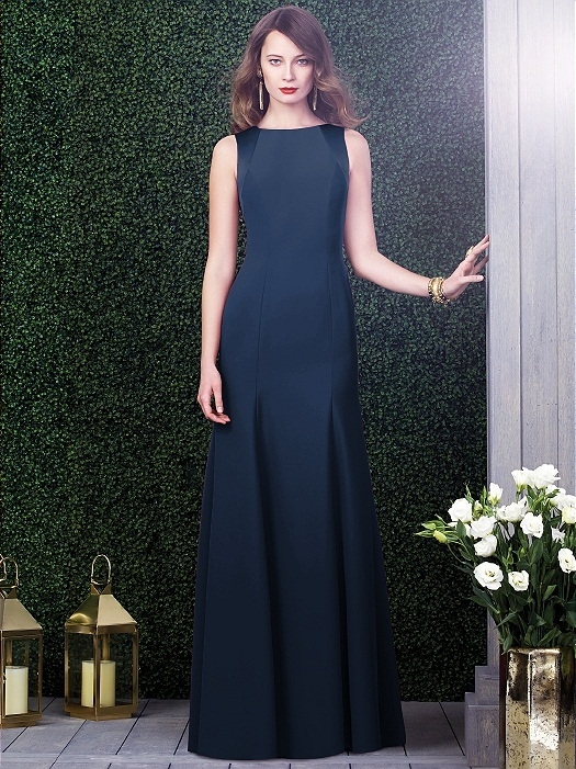 Dessy Collection Style 2923X in midnight