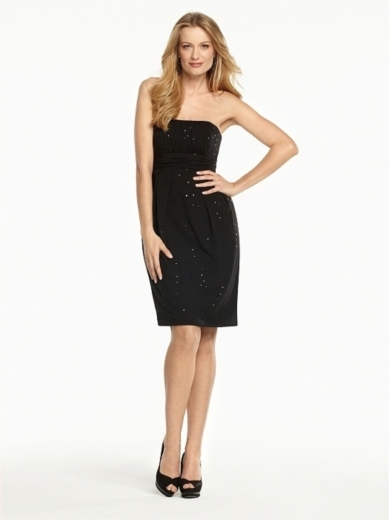 Megan by Social Bridesmaids in black