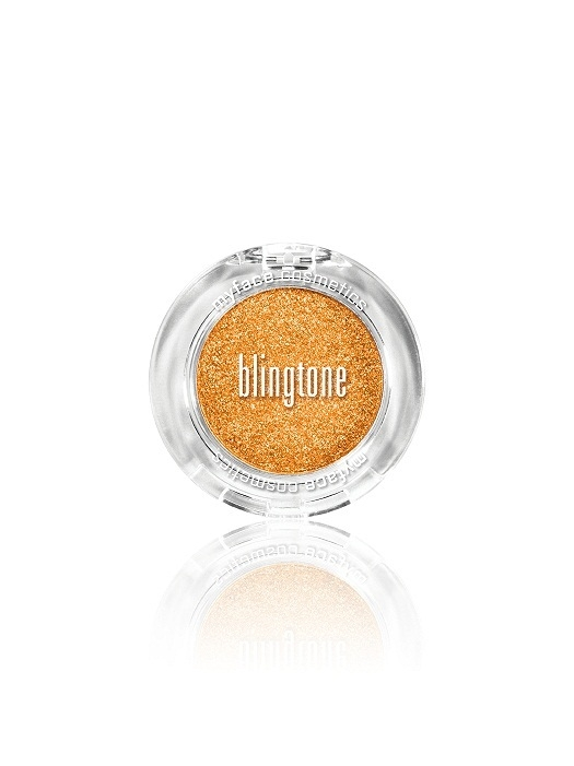 My Face Blingtone Eyeshadow in tequila sunrise