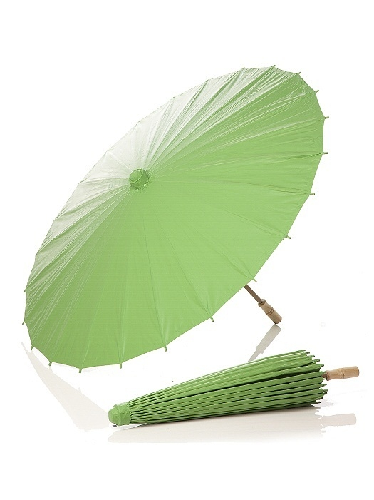 PANTONE WEDDING™ Parasol in apple slice