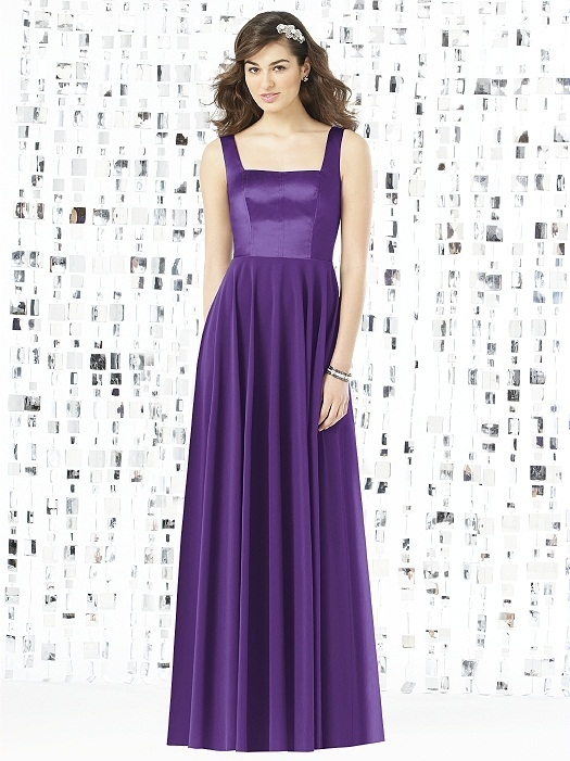 Social Bridesmaids Style 8144 in majestic