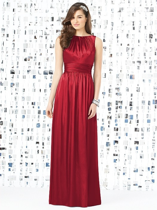 Social Bridesmaids Style 8145 in valentine