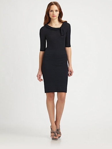 Cashmere Knot Dress