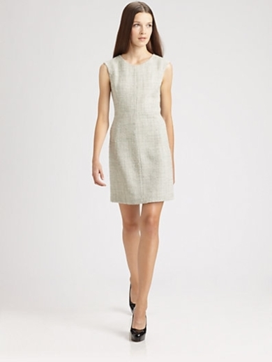 Franita Tweed Sheath