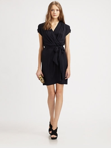 Mateo Wrap Dress
