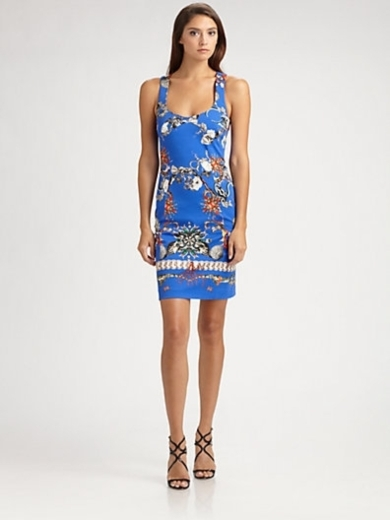 Thalassa Print Dress