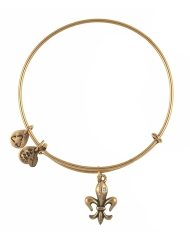 Alex and Ani French Royalty Bangle