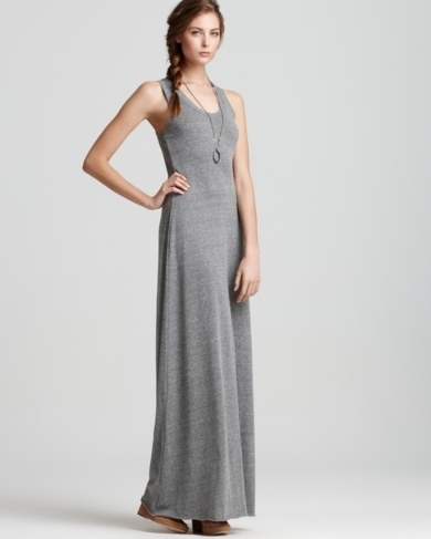 ALTERNATIVE Dress - Racerback Maxi Dress